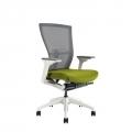 židle MERENS WHITE BP