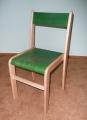 židle NATUR vysoká