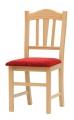 Židle SILVANA látka zakázka