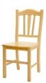 Židle SILVANA  masiv