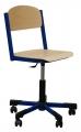 židle laboratorní