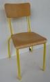 židle trubková pevná