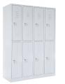 školní šatní skříň SZ-0022 (8D) osmidvéřová