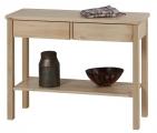 konzolový stolek SVENG přírodní
