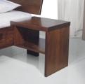 noční stolek STELA závěsný buk