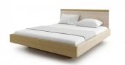 postel AMANTA s úložným prostorem 180x200 dub
