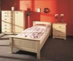 postel ANNY přírodní