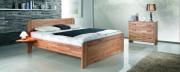 postel BRITA 180x200 dub divoký