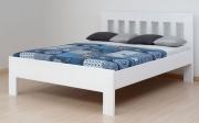 postel ELLA DREAM 200x200 imitace dřeva