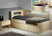 postel HANNY II. přírodní