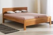postel KARLO FAMILY 180x200 imitace dřeva