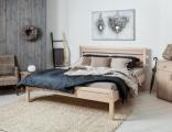 postel MILLA - dvoulůžko buk