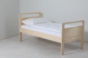 postel THEO pečovatelské lůžko smrk