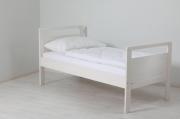 postel THEO pečovatelské lůžko bílé