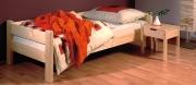 postel SENDY smrk přírodní