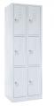skříň s boxy SZ-0024/4 (6D) šestidvéřová