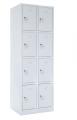 skříň s boxy SZ-0019 (8D) osmidvéřová