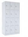 skříň s boxy SZ-0019 (12D) dvanáctidvéřová