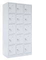 skříň s boxy SZ-0015/4 (15D) patnáctidvéřová