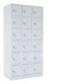 skříň s boxy SZ-0025/3 (18D) osmnáctidvéřová