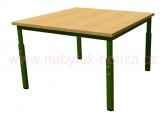stůl HONZÍK KS čtverec 80x80cm