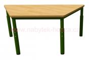 stůl HONZÍK KS lichoběžník 120x60x60x60cm