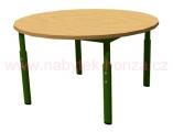stůl HONZÍK KS kruh průměr 90cm