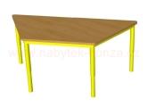 stůl HONZÍK KS2 lichoběžník 120x60cm