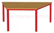 stůl HONZÍK K lichoběžník 120x60x60x60cm