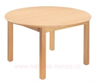 stůl HONZÍK U kruh průměr 100cm