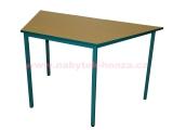 stůl KBS lichoběžník
