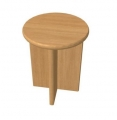 stolička PAVLA k toaletnímu stolku
