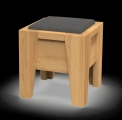 stolička k toaletnímu stolku RÁCHEL
